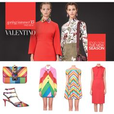 Be amazed by Valentino 's new Spring/Summer 2015 Collection ...