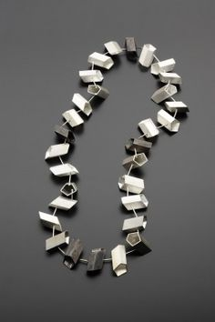 Babette von Dohnanyi - I love this necklace, but I also love the way this website link works!