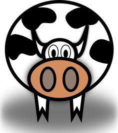 Cartoon Cows Photos - ClipArt Best