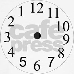 backwards clock face - Yahoo Image Search Results