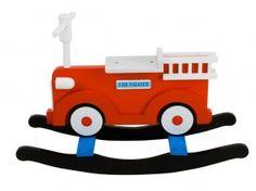 Wóz strażacki na biegunach
