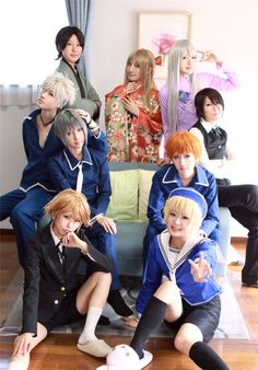 Fruits Basket cosplay AWESOME Bioshock Big Sister cosplay Doctor Who Tenth Doctor David Tennant Cosplay Apron Pinafore cosplay Cosplay Anime, Cosplay Makeup, Cosplay Costumes, Cosplay Ideas, Amazing Cosplay, Best Cosplay, I Love Anime, Awesome Anime, Fruits Basket Cosplay