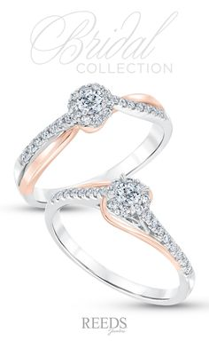 8e0c17e68af Forevermark Round Diamond Rose Gold Engagement Ring 1 3 4ctw
