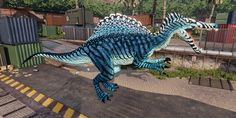 Jurassic World, Jurassic Park, Primal Carnage, Spinosaurus, Dragons, Workshop, How Are You Feeling, Creatures, Animals