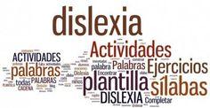 Actividades dislexia todas las plantillas para hacer tus propias actividades. Orientación Andújar Learning Disabilities, Dyslexia, Disability, Special Education, Psychology, Parenting, Teacher, Reading, School