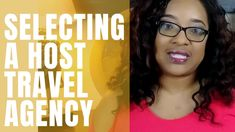 Are you confused and overwhelmed by all of the choices available to you for selecing a host travel agency? In today's video, I discuss 3 main factors you sho. Online Travel, New Travel, How To Make Money, How To Become, How To Get, Become A Travel Agent, Online Entrepreneur, Travel Agency, Business Travel