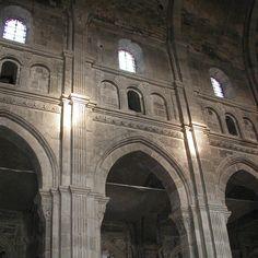 Cathédrale Saint-Lazare d'Autun 71 Romanesque Art, Romanesque Architecture, Architecture Romane, Art Roman, Château Fort, Worship, France, Google, Gothic Architecture