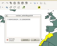 QGIS plugin tutorial with a slightly more complex example