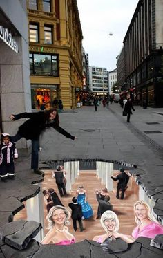 Awesome street painting!!!