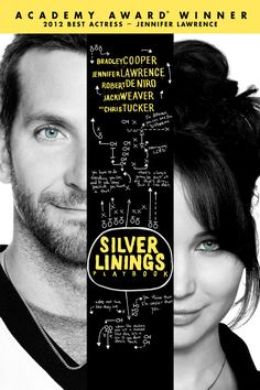 Silver Linings Playbook - Rotten Tomatoes...Loved this movie and Jennifer Lawrence is my fave actress along with Jennifer Garner.
