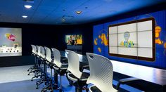 The AT&T AdWorks space, together with the engaging personalities of the Lab's presenters, deliver a high tech message with warmth and intelligence.