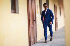 """takablotaro: """" Firenze Pitti Uomo Men's Street Style Spring 2017   Day 2 – The Impression """""""