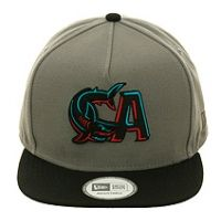 26ee313cbfb Exclusive California 80 s Snapback Hat by Hat Club New Era Fitted