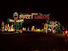 Christmas at Hersheeeeys! @katie Stevens!!