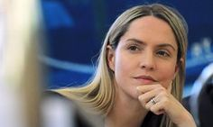 Louise Mensch: the former British MP who scooped US media on Trump's Russian ties