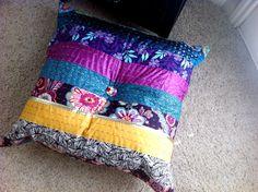 diy floor cushion // diyraven