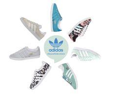 Zeitloser Lieblings-Schuh. Die Gazelle von Adidas.