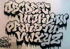 Bildergebnis für graffiti vorlagen Graffiti Text, Graffiti Lettering Alphabet, Tattoo Lettering Fonts, Graffiti Drawing, Grafitti Letters, Graffiti Tagging, Alfabeto Graffiti, Letras Cool, Graffiti Wildstyle