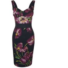 Dolce And Gabbana Tulip Bustier Dress