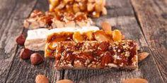 Receta de Turrón de guirlache Decadent Cakes, Hot Dogs, Waffles, Cereal, Cookies, Breakfast, Ethnic Recipes, Desserts, Alicante