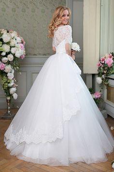 Ball Gown Wedding Dresses : New Collection Oksana Mukha Wedding Dresses  Arlette