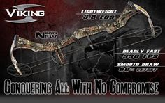 New 2013 Parker Viking Compound Bow