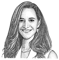 The co-founder of the New York Stem Cell Foundation left a career in law and business for science. Her goal: A cure for diabetes.