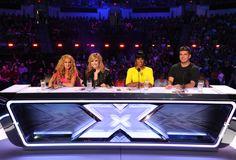 Your X Factor judges!