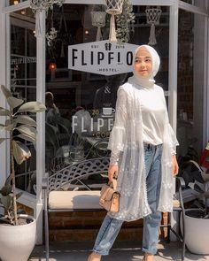 Modest Fashion Hijab, Modern Hijab Fashion, Muslim Women Fashion, Street Hijab Fashion, Modesty Fashion, Casual Hijab Outfit, Hijab Fashion Inspiration, Workwear Fashion, Casual Outfits