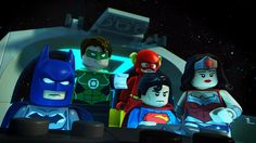 LEGO Justice League: Attack of the Legion of Doom #Lego #LegoDC #JusticeLeague #LegoJusticeLeague
