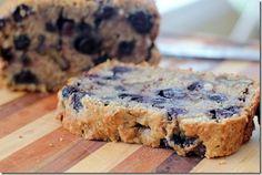 Blueberry Banana Bread - Dairy Free