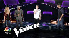 Shakira, Usher, Adam Levine and Blake Shelton: Premiere Medley (The Voic...