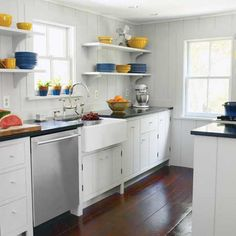 small galley kitchen makeovers | Ask Chris, A Real Estate Blog: Got Questions?
