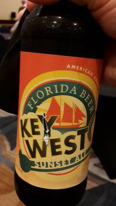 Leberkassemmel und mehr: Key West Sunset Ale
