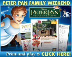 Download Peter Pan Family Weekend