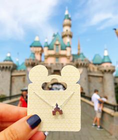 Disney's best view ✨✨Picked up this little piece of magic for my Disney pa. - DISNEY WISH LIST - The Best Jewelry Gift Ideas for the Holidays