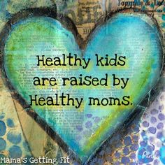 It's so important for me to be healthy to show my daughter how to be healthy too.