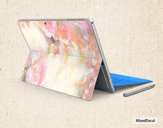 Your place to buy and sell all things handmade Microsoft Pro, Microsoft Surface, Surface Pro, Ms, Decal, Gadgets, Windows, Stickers, Electronics