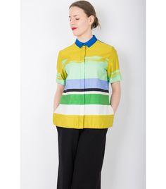 Marimekko Grafiikka Print Shirt, 36 - WST