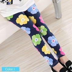 kids print leggings design #2