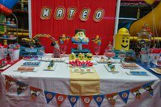 Cumples Tematicos: Cumpleaños de lego Movie