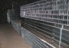 U Shape No Damage Steel Channel