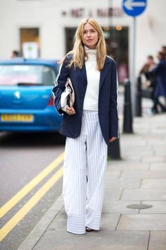 Need some outfit inspiration? Here's some of the best street style looks from across the pond.