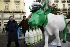 Cowparade, Madrid
