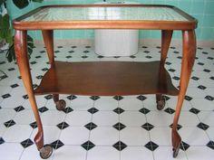 barek stolik ludwik na kółkach REZERWACJA do odwołania Sosnowiec - image 5