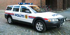 Volvo XC70 Police_car_–_Norway
