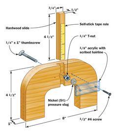 5 Router Jigs