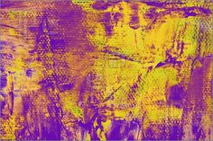 Image Of Purple Yellow Grunge. High Resolution Image at FeaturePics.