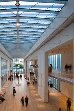 Chicago Art Institute – The Modern Wing Chicago, U.S.A