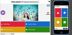 Kahoot! formatiivisen arvioinnin työkaluna | Reetta Bizet - ideoita opetukseen Have Time, Digital, Phone, Telephone, Phones, Mobile Phones